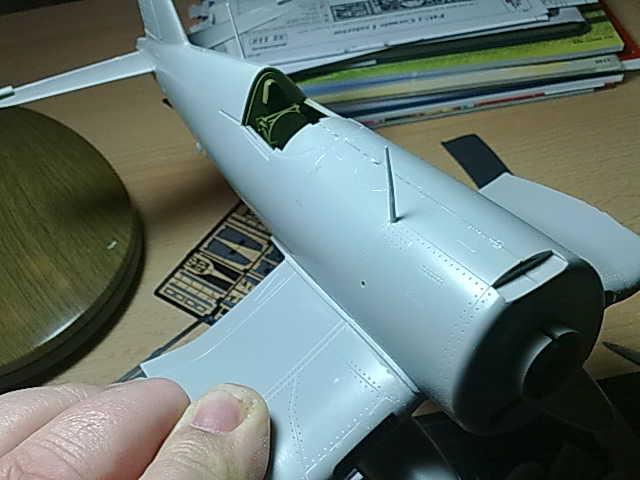 F4U-1D von Trumpeter 1:32 22112012