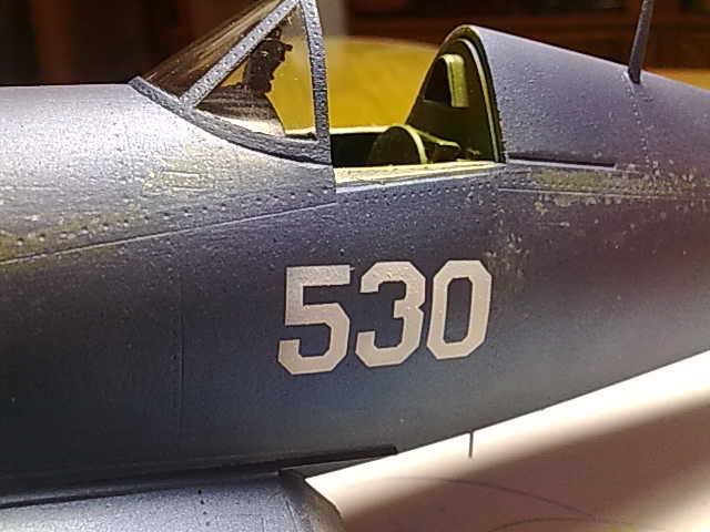 F4U-1D von Trumpeter 1:32 - Seite 2 30112010
