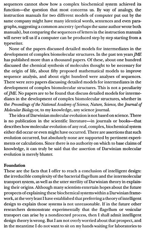 Molecular evolution Dembsk14