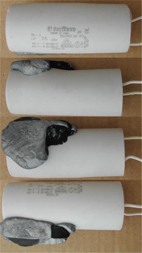 Problème démarrage pompe lié à panne du condensateur Dscn3611