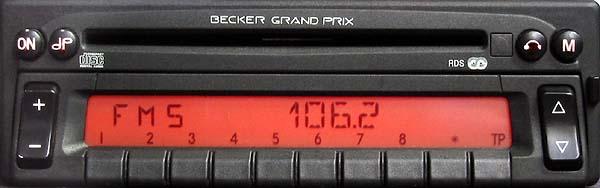Autoradio GPS 993 de 1997 Autora10