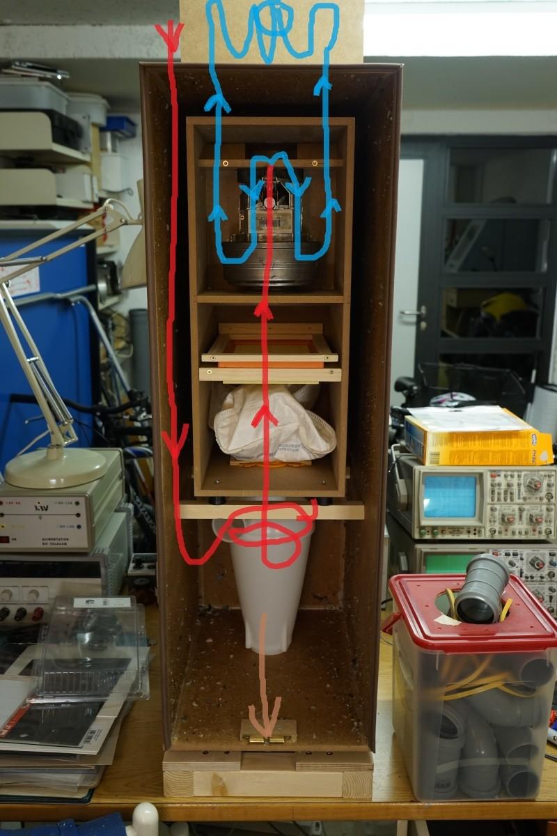 [Réalisation] Aspirateur cyclonique insonorisé... (3D printing inside!) Parcou10