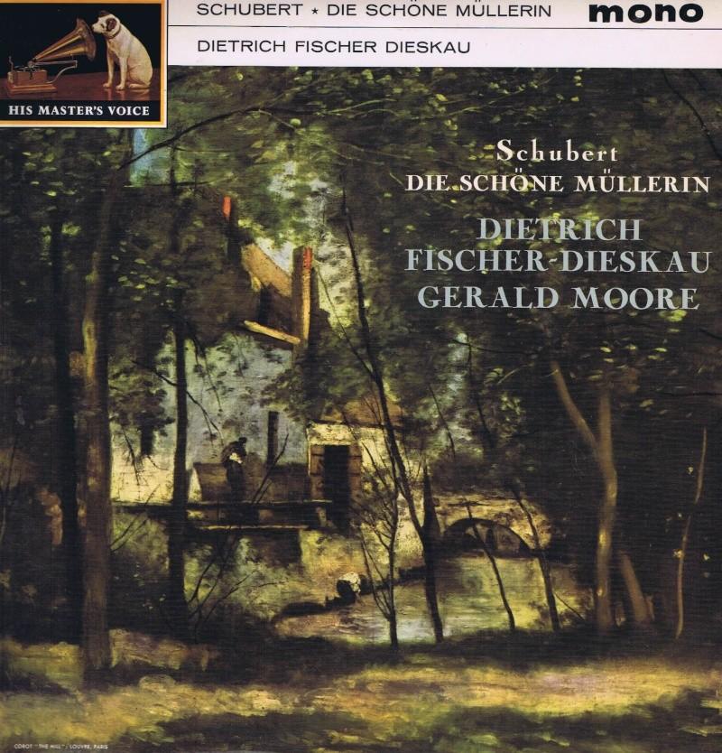 Schubert - Die schöne Müllerin Schube16