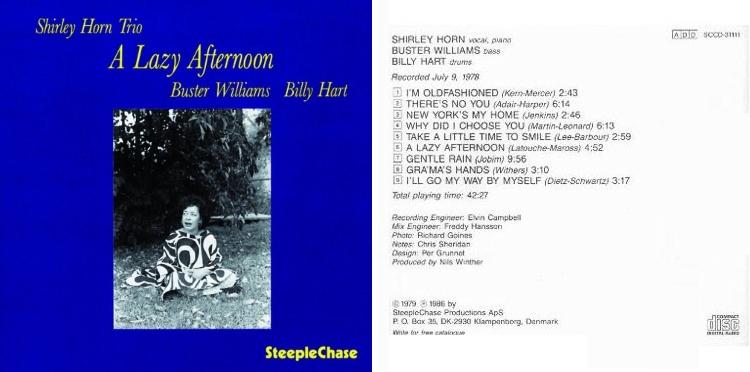[Jazz] Playlist - Page 2 Shirle15