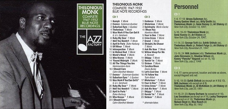 [Jazz] Playlist - Page 6 T_monk17