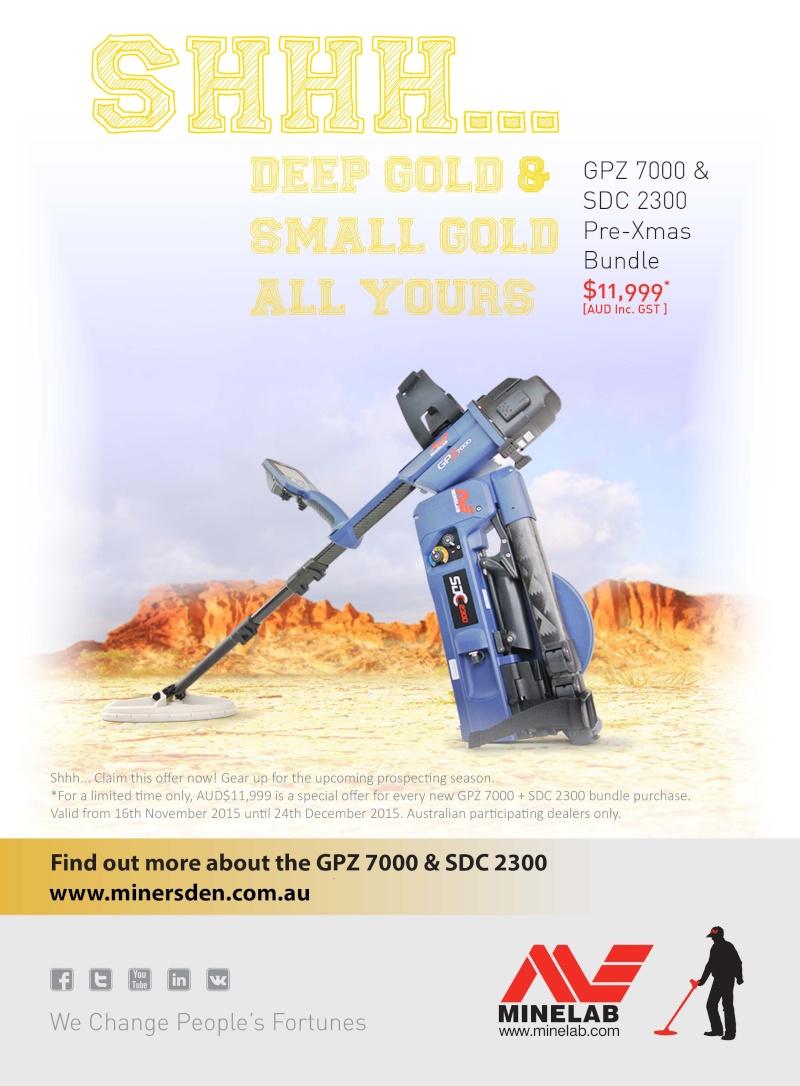 GPZ 7000 & SDC 2300 Bundle - Only $11999.00 Gpz__s10