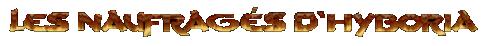 Les Naufragés d'Hyboria Logo15