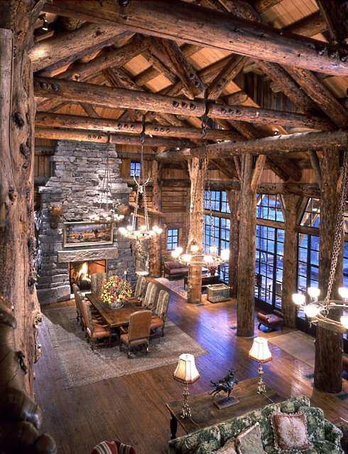 Deco intérieur bois 48248911