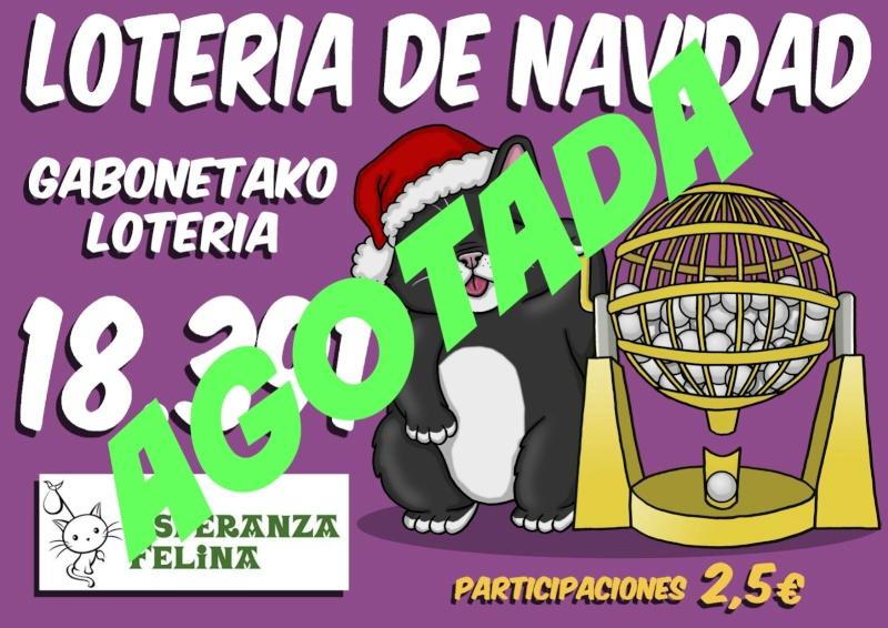 Loteria Navidad Esperanza Felina 2015 - Página 2 Agotad11