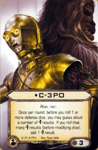[X-Wing] Die Promokarten-Übersicht C-3po10