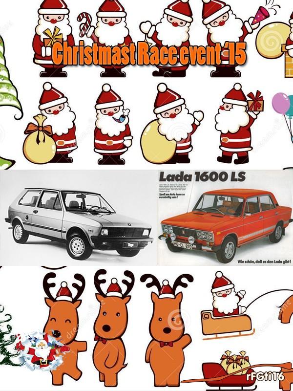 [EVENTO ESPECIAL] Christmast Race Event '15 Christ10