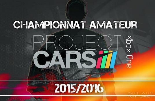 CDF AMATEUR PROJECT CARS Projec10