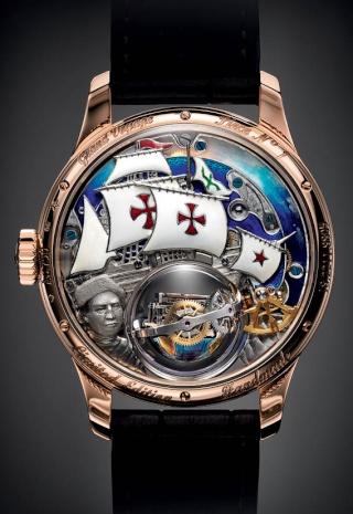 vacheron - Pour vous, quelle montre est le summum des montres ? - Page 3 4120111
