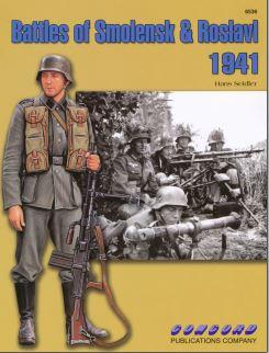 Bataille de Smolensk et Roslavl 1941. Captu113