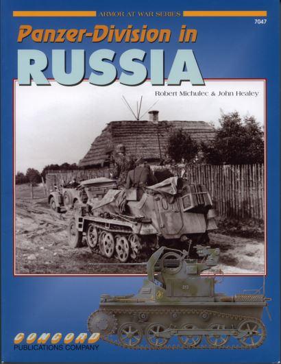 Panzer-Division en Russie Captu154