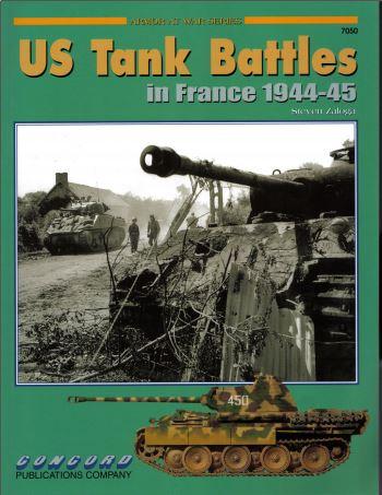 Chars Américains en France de 1944 à 1945 Captu156
