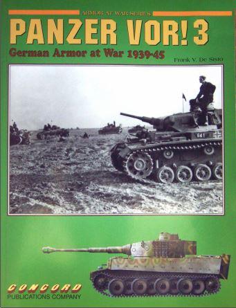 Panzer vor ! Blindés allemands de 1939-1945 Vol3 Captu164