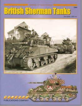 Chars britanniques Sherman Captu165