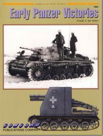 Premières victoires des Panzer Captu167