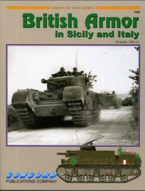 Chars Britaniques en Sicile et en Italie Captu169