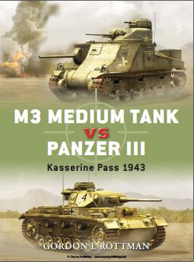 010 - M3 Medium Tank VS Panzer III. Kasserine pass 1943 Captu204