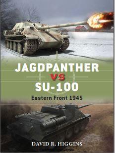058 - Jagdpanther VS SU-100. Eastern front 1945. Captu205