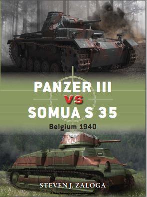063 - Panzer III VS Somua S35. Belgium 1940. Captu211