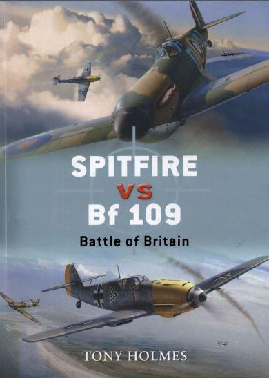 005 - Spitfire vs Bf 109. Battle of Britain. Captu216