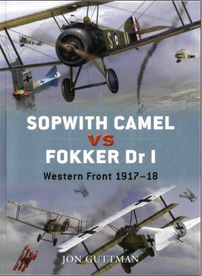 007 - Sopwith Camel vs Fokker Dr.I. Western Front 1917-18. Captu217
