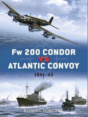 025 - Fw 200 Condor vs Atlantic Convoy, 1941-43  Captu221