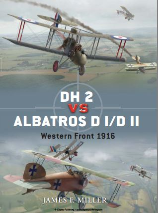 042 - DH 2 vs Albatros DI DII. Western front 1916. Captu223