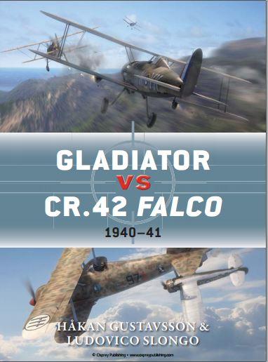 047 - Gladiator VS CR42 Falco. 1940-41. Captu225