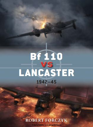 051 - Bf 110 vs Lancaster. 1942-45. Captu226