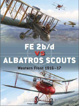 055 - FE 2b vs Albatros scouts. Western front 1916-17. Captu228
