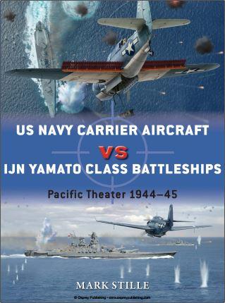 069 - US Navy carrier aircraft VS IJN Yamato class battleships. Pacific theater 1944-45. Captu231