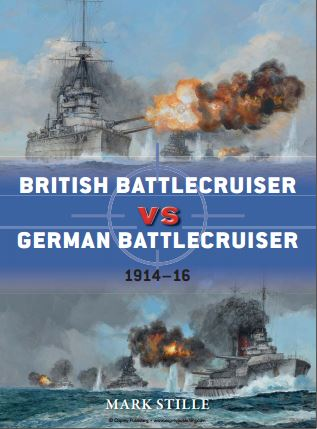 056 - Britich Battelcruiser VS German Battlecruiser.  Captu233