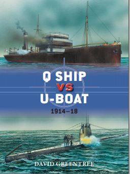 057 - Q ship VS U-boat. 1914-18. Captu235