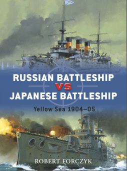 015 - Russian Battleship VS Japanese Battleship. Yellow sea 1904-05. Captu236