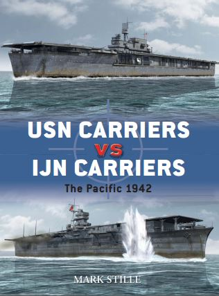006 - USN Carriers VS IJN Carriers. The Pacific 1942. Captu238