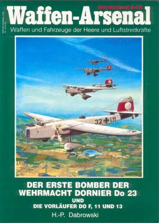 Dornier Do23. Der erste bomber der Wehrmacht. Captur33