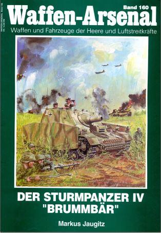 Sturmpanzer IV Stupa (SdKfz 166) Captur35