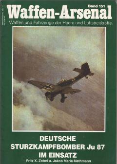 Deutsche Sturzkampfbomber Junkers Ju-87 im Einsatz Captur54