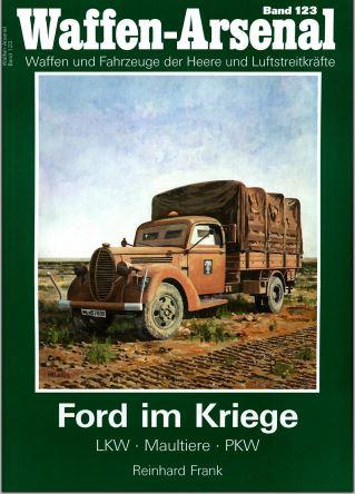 Ford im Kriege PKW Captur70