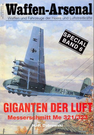 Giganten der Luft Messerschmitt Me 321-323. Captur73