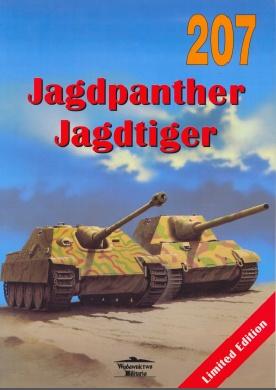 Schwere Panzerjaeger 8.8 cm Auf. Panther I « Jagdpanther» (Sd.Kfz. 173) Sans_t13