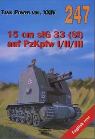 15cm SiG 33 (Sf) Auf. PzKpfw I, II et III Sans_t19