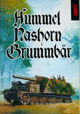 Hummel, Nashorn, Brummbar Sans_t35