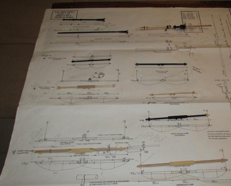 HM Brig SUPPLY de JOTIKA Caldercraft - Page 10 Img_4586