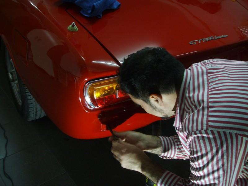 Ste832 vs Alfa Romeo Gt junior 1300 Unificato 50ssm110