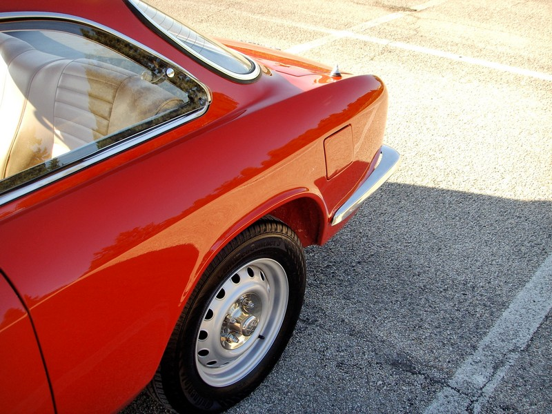 Ste832 vs Alfa Romeo Gt junior 1300 Unificato 80ssm110